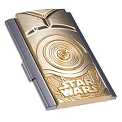 Click to get Star Wars C3PO Business Card Holder
