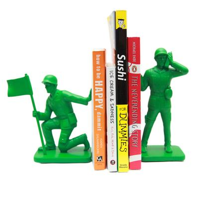 Click to get Army Men Bookends