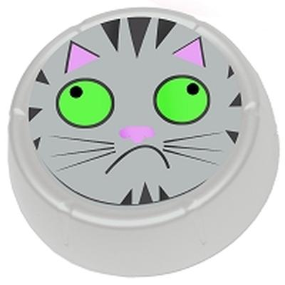 Click to get Farting Cat Button