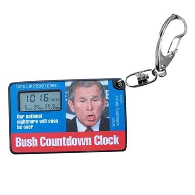 Click to get George Bush Countdown Clock