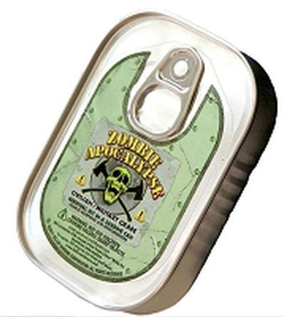 Click to get Zombie Survival Kit in a Sardine Can