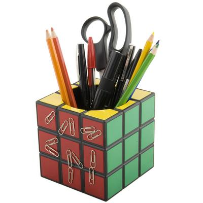 Click to get Rubiks Cube Desk Tidy Organizer