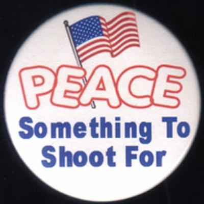 Click to get Button Peace something to shoot for