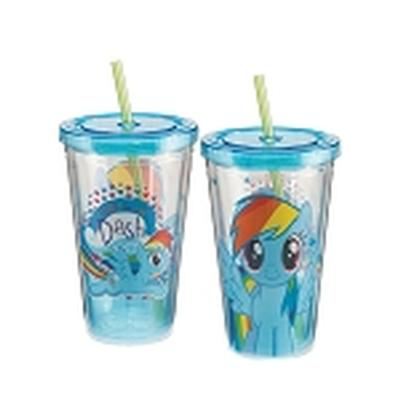 Click to get My Little Pony Rainbow Dash 18 oz Acrylic Travel Cup