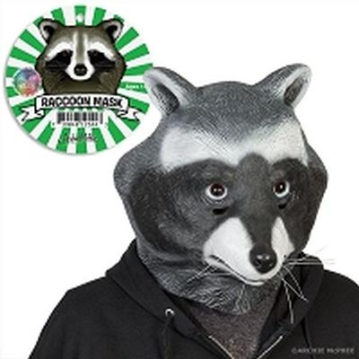 Click to get Raccoon Mask